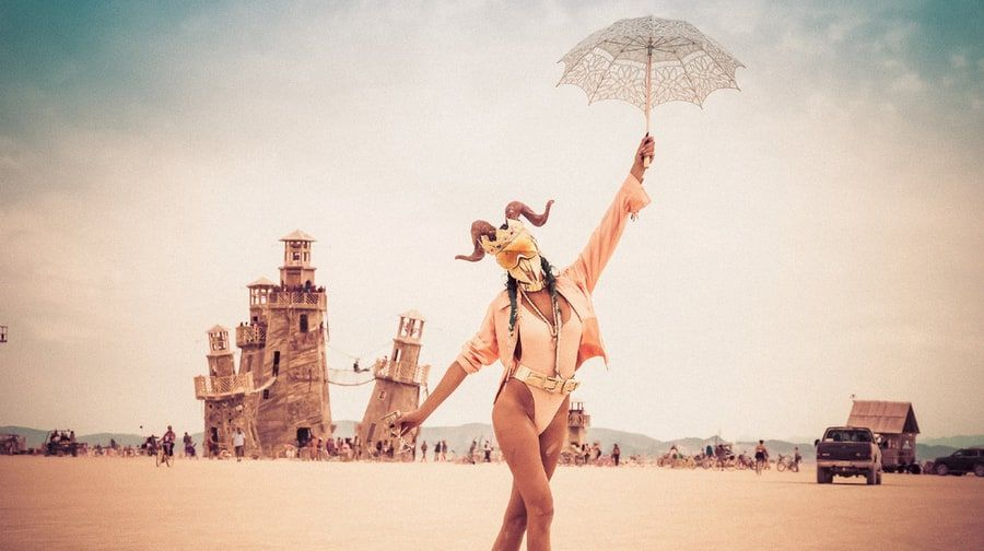 Back from Burning Man and here are some goodies