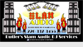 Butlers Slam Audio