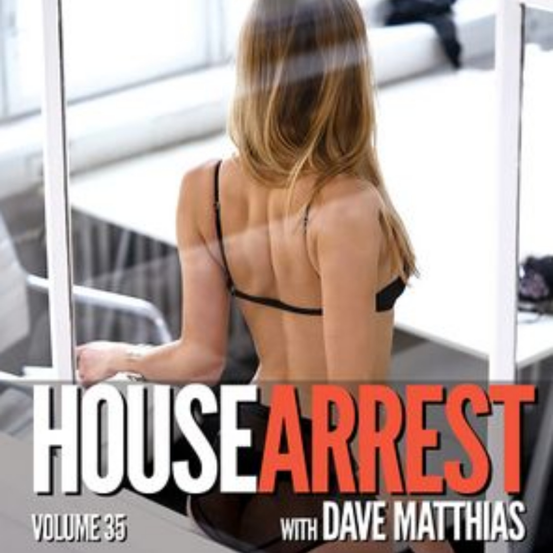 Dave Matthias plays 'Ultra Funk' in his show