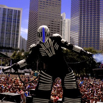 Dance Music Festival