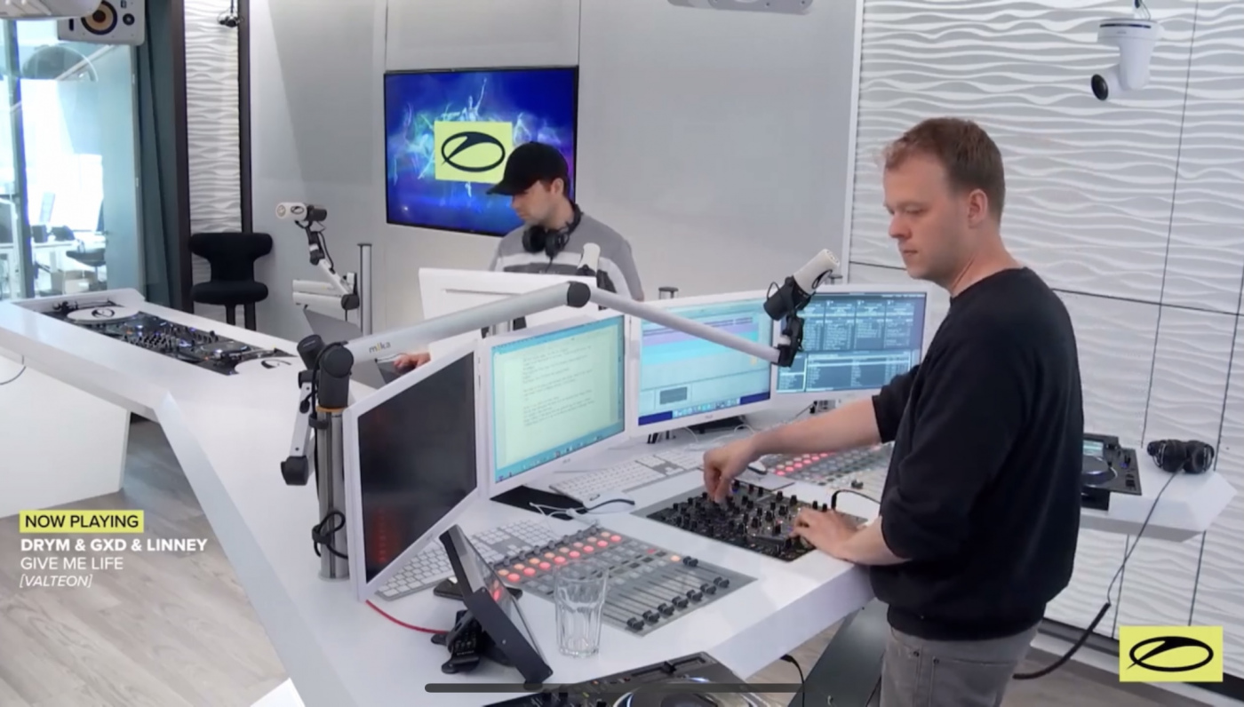 Give Me Life on ASOT1027