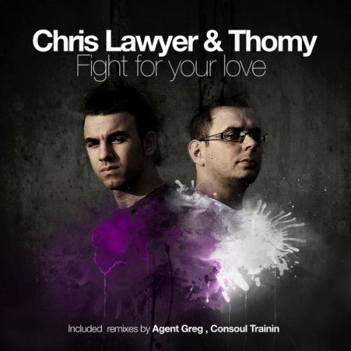 Fight For Your Love(Agent Greg remix)