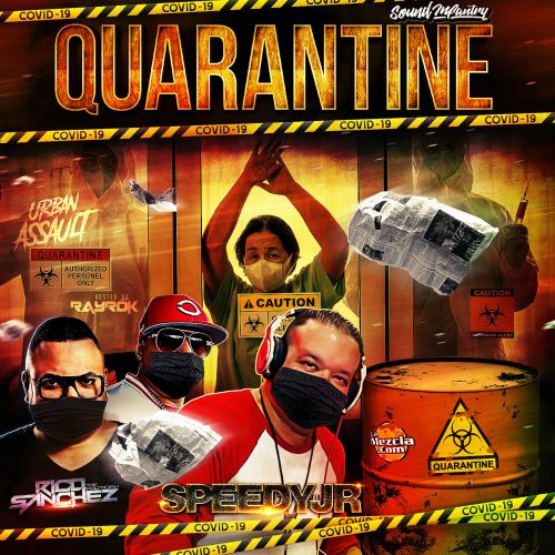 Urban Assault: QUARANTINE