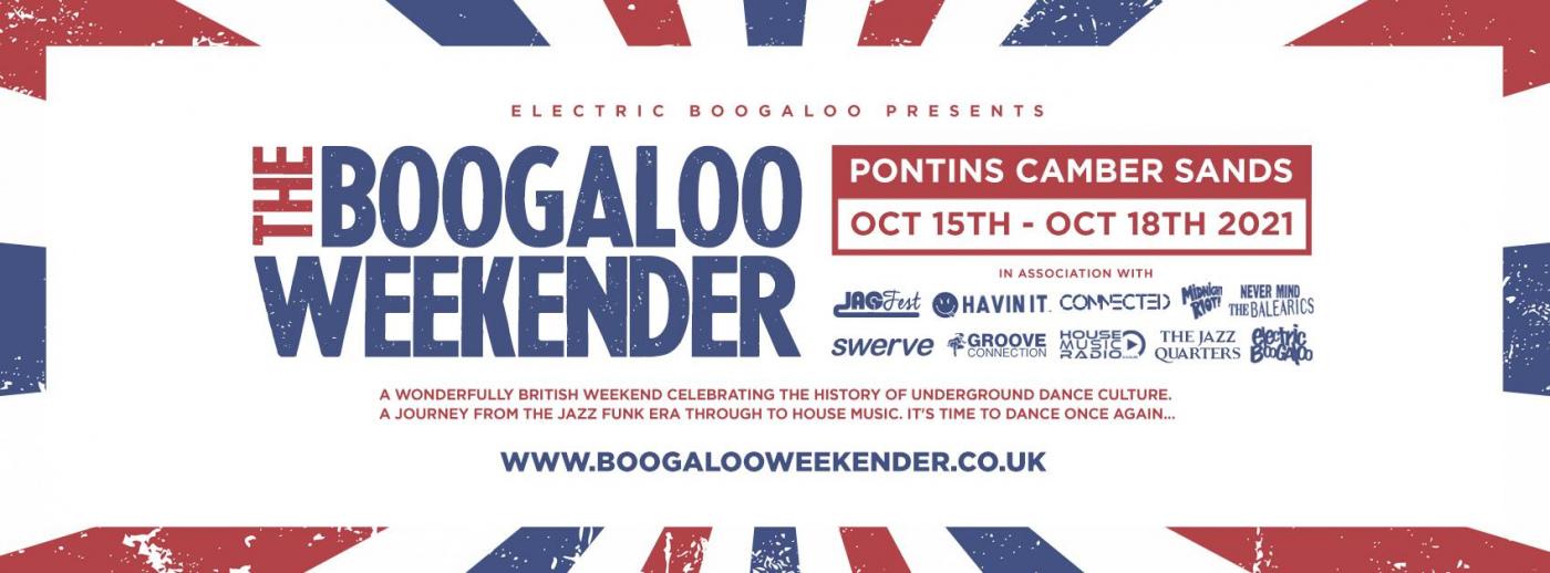 Boogaloo Weekender